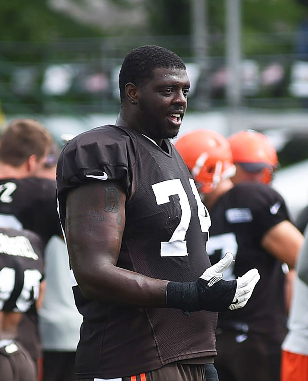 60e42573 Browns: Hue Jackson's balancing act, RG3's 2nd chance and much more ...
