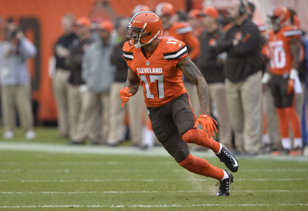 Thousands of words were written about Terrelle Pryor last year as he embarked on the difficult switch from quarterback to receiver.
