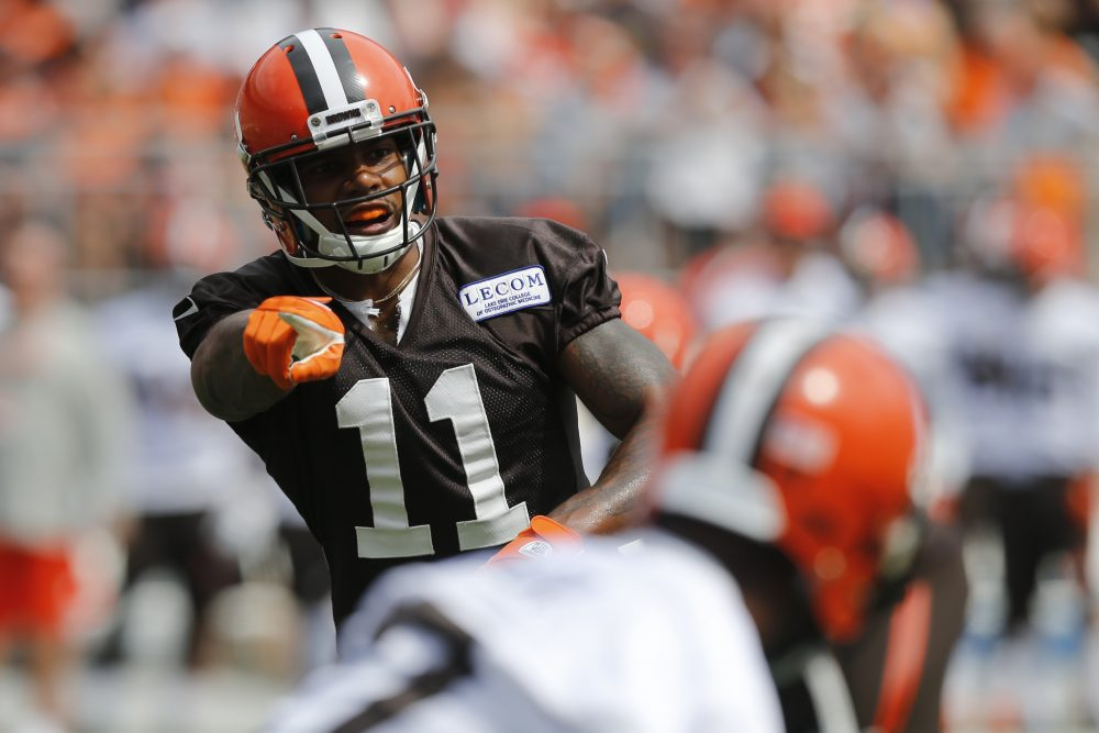 COLUMBUS — Terrelle Pryor came within inches of a perfect day.