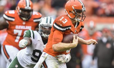 CLEVELAND — Josh McCown looked good for the first two quarters against the New York Jets on Sunday