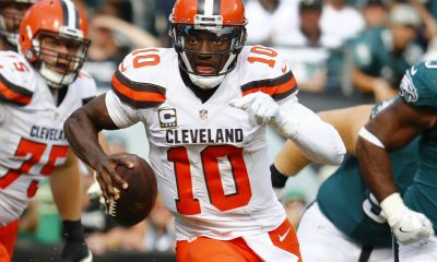 BEREA — The winless Browns are hoping the sixth time is a charm. Robert Griffin III doesn't want there to be a seventh.