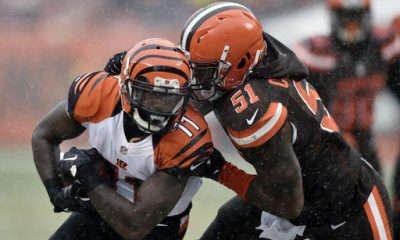 "BEREA -- Linebacker Jamie Collins has ""zero complaints"" about his time with the Browns and is open to returning next season despite the 1-14 record."