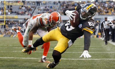 PITTSBURGH -- The Browns played to win Sunday