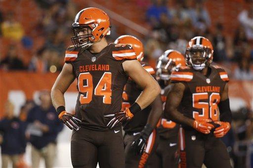 BEREA — Defensive end Carl Nassib made an immediate impact in his NFL debut last weekend.