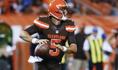 BEREA -- Rookie Cody Kessler began the season as the third-string quarterback