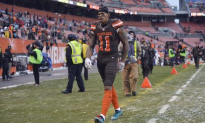 BEREA -- Terrelle Pryor's breakout season as a receiver hasn't been without blemishes.