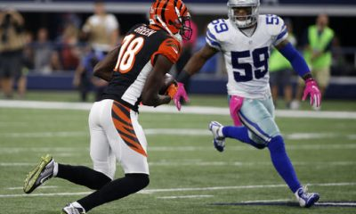 The Browns-Cowboys matchup Sunday afternoon could mean more to Anthony Hitchens and Christian Kirksey than anyone else inside FirstEnergy Stadium.