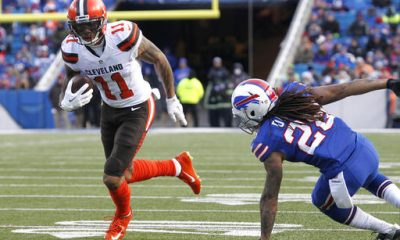 BEREA -- Receiver Terrelle Pryor said in September he'd cut off a finger if it would help the Browns win.