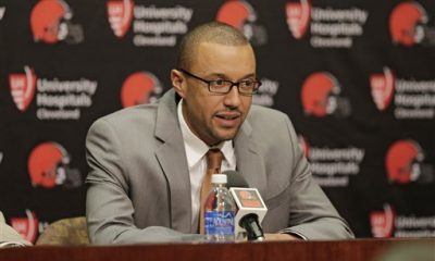 The man who will make the final decisions on the draft for the Browns won't be able to attend the Senior Bowl this week in Mobile