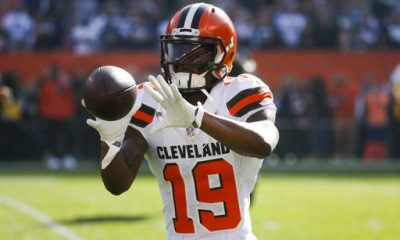 Browns receiver Corey Coleman was named in a police report regarding an alleged felonious assault early Dec. 31 in downtown Cleveland but denied playing a role through his attorney and agent.
