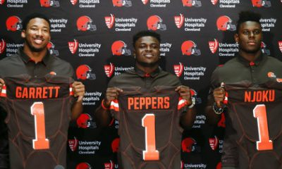 The NFL Draft hasn't been kind to the Browns in the last decade-plus