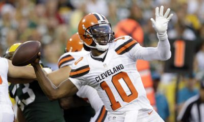 The story of Robert Griffin III will always include the four seasons in Washington.