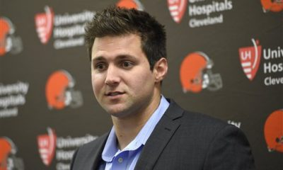 BEREA -- Cody Kessler grew up playing quarterback and had never been benched during a game for performance.