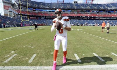 BEREA -- Cody Kessler has exceeded all expectations and earned consistent praise from teammates.