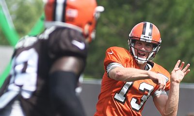 BEREA -- The Dallas Cowboys want quarterback Josh McCown