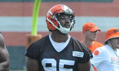 BEREA -- Myles Garrett did what the Browns drafted him No. 1 in April to do