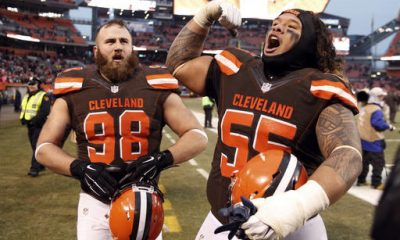 The immediate takeaway from the Browns' 20-17 victory over the San Diego Chargers on Saturday was simple: They won't go winless in coach Hue Jackson's first year.