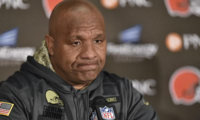 The Browns were demolished Sunday in a 35-10 loss to the Dallas Cowboys. They're 0-9 and on a franchise-worst 12-game losing streak. They must play in Baltimore on Thursday night as the Ravens (4-4) try to stay atop the AFC North.