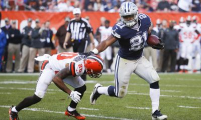 CLEVELAND -- The Browns fans had long since headed for the exits Sunday when the Dallas Cowboys jogged off the field to a loud ovation from thousands wearing silver and blue jerseys inside FirstEnergy Stadium.