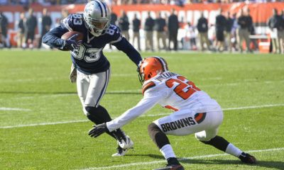 BEREA -- Television ratings for NFL games are down across the board