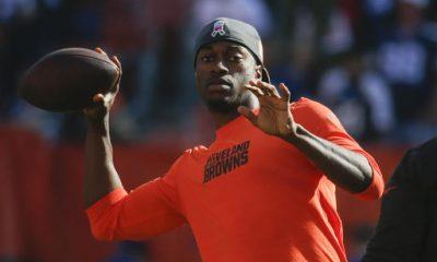BEREA -- Quarterback Robert Griffin III hasn't been cleared to practice