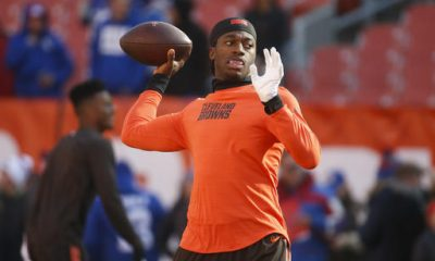 BEREA — Robert Griffin III began the season as the Browns' starting quarterback. He could return to the role following the team's bye week.