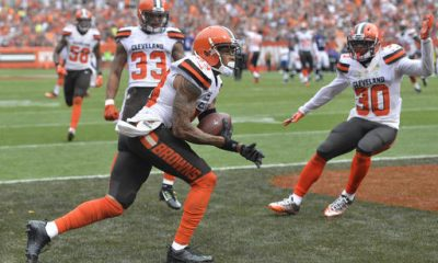 BEREA -- The Browns could ill afford another injury to a starter