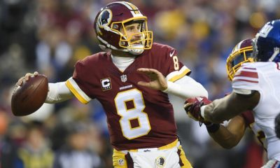 The Browns need a starting quarterback. Kirk Cousins is reportedly unhappy in Washington after the team placed the franchise tag on him for a second straight season.