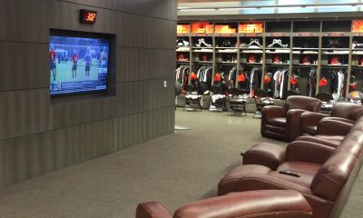 BEREA — The Browns team headquarters has never looked better (or been bigger) than it is now.
