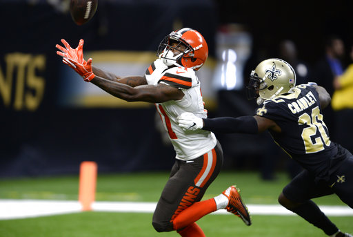 ef8066ece Browns quickly put aside shock of Josh Gordon situation