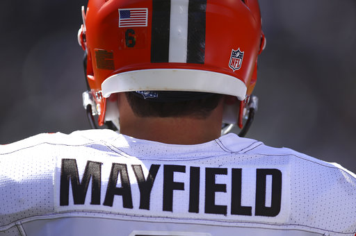 cbc7f75f0 Baker Mayfield accepts challenge of facing Ravens defense that usually  devours rookie QBs – BrownsZone with Scott Petrak
