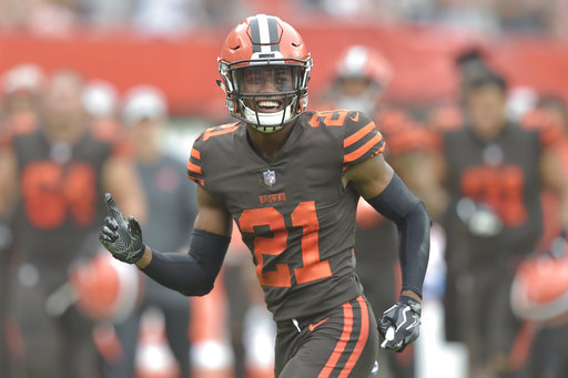 Browns believe Denzel Ward is up to the tall task of stopping the ...