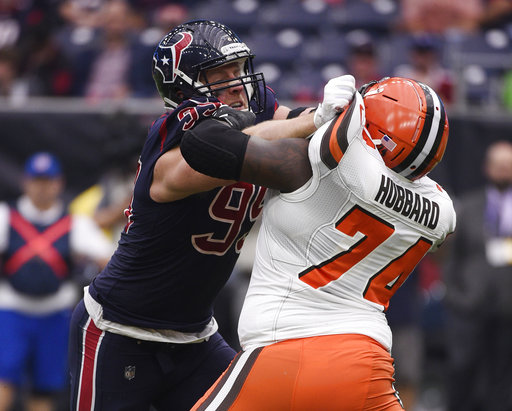 Chris Hubbard NFL Jersey
