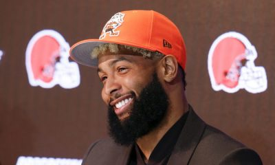 1eee6a63a19 Fired-up Freddie Kitchens downplays Odell Beckham Jr. skipping voluntary  minicamp