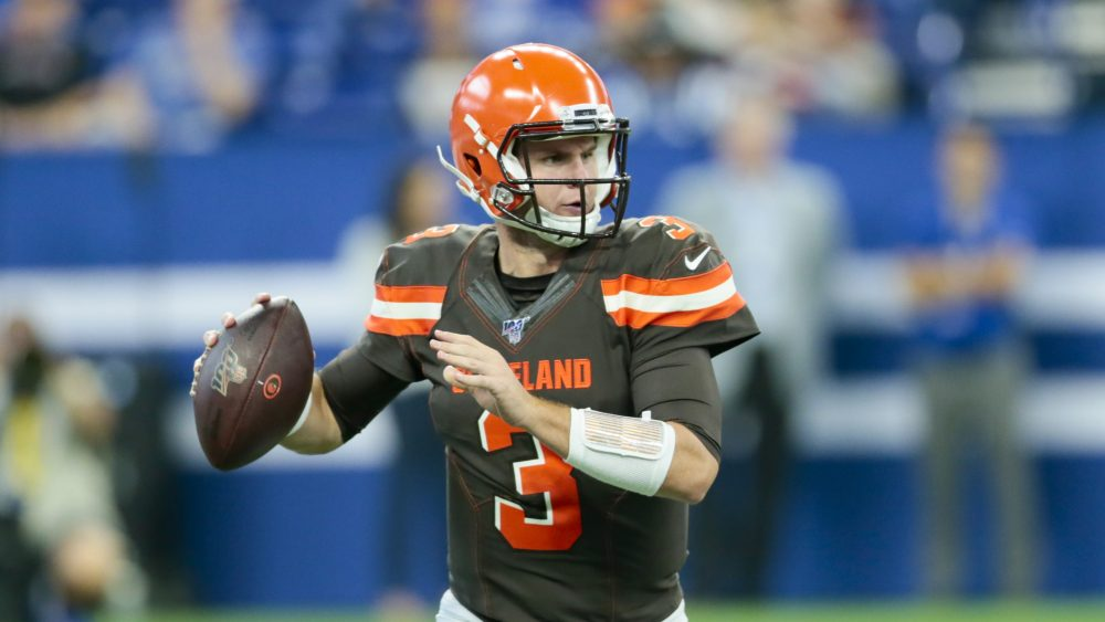 Browns 21 Colts 18 Qb Garrett Gilbert Leads Win As Baker Mayfield Other Offensive Starters Sit Brownszone With Scott Petrak