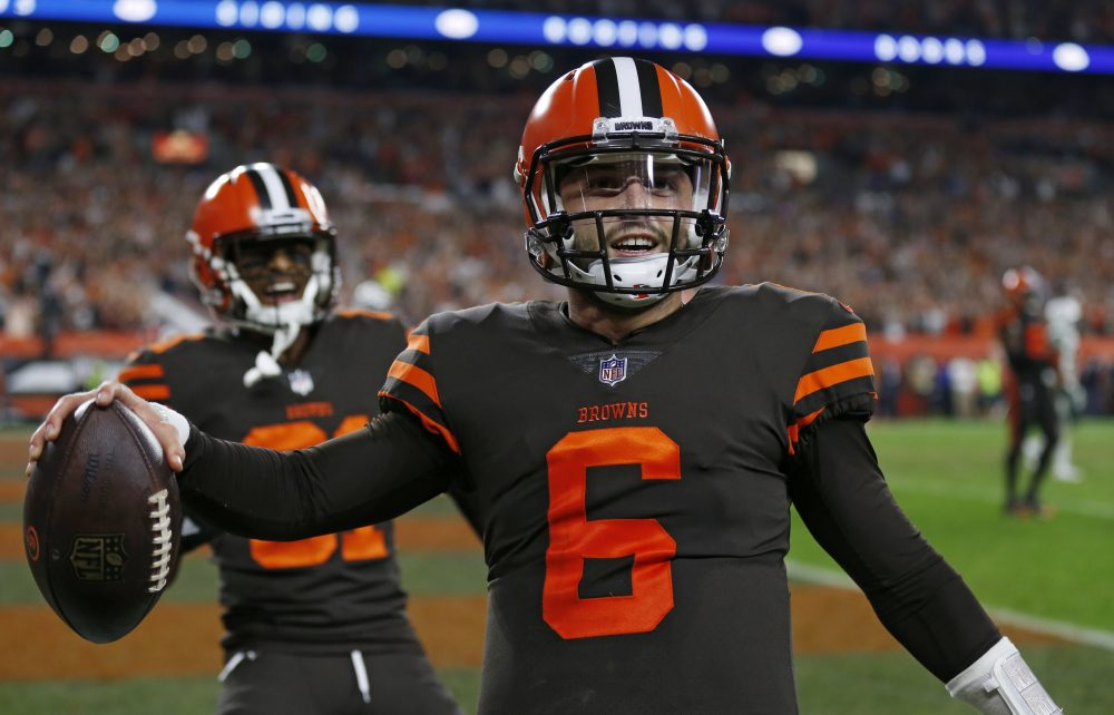 finest selection 58616 d83e9 Seeing brown: Color Rush uniforms return for 6 games this ...